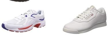Chollos en tallas sueltas de zapatos y zapatillas Clarks, Sketchers, Puma o Reebok por 25 euros o menos en Amazon