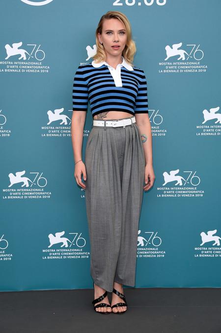 Scarlett Johansson Festival Internacional De Cine De Venecia 2019 1