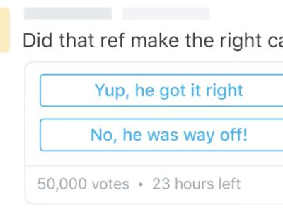 Twitter presenta sus encuestas nativas para que RT y FAV cumplan con su función original