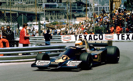 Wolf WR1 - Jody Scheckter 1977