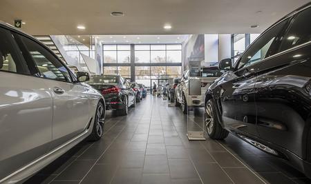 Caída de ventas de coches histórica marzo 2020