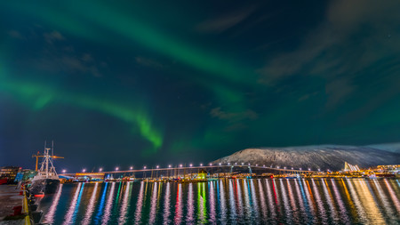 Beautiful Tromso C Derek Burdeny Mini
