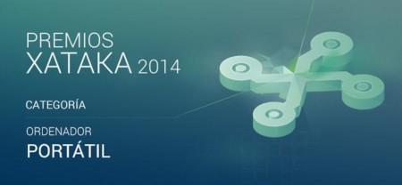 Mejor portátil de 2014, vota por su preferido para los Premios Xataka