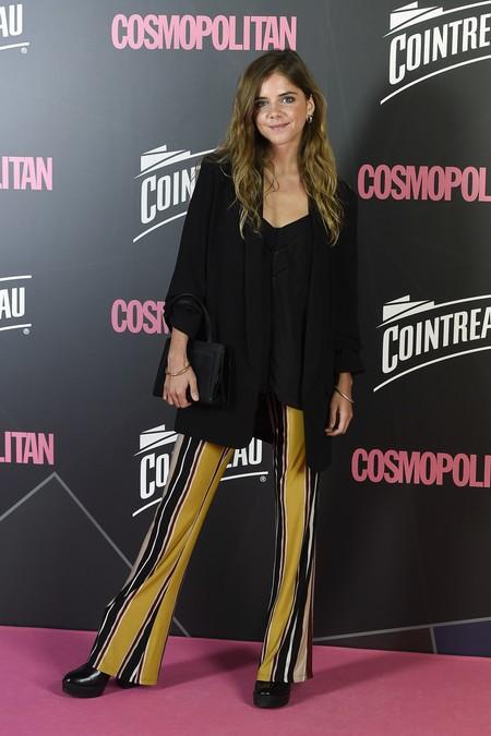 premios cosmopolitan 2017 alfombra roja look estilismo outfit Lucia Diez