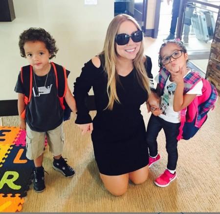Hijos Mariah Carey