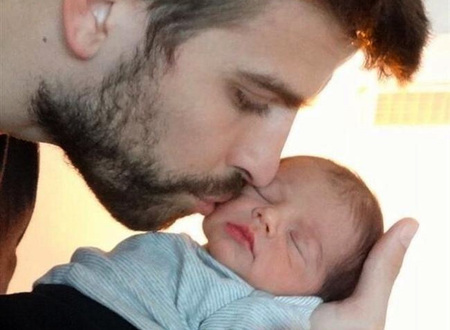 """""""Lo importante es que tu hijo está bien"""" (y el hijo de Piqué y Shakira es precioso)"""
