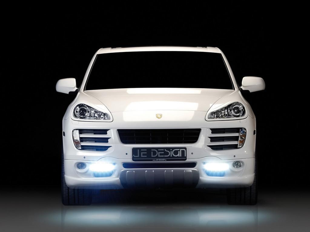Foto de JE Design Porsche Cayenne (1/9)