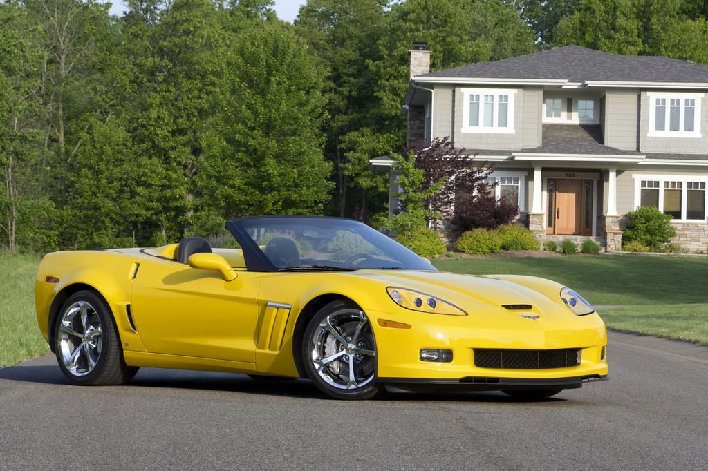Foto de 2010 Chevrolet Corvette Grand Sport (8/10)