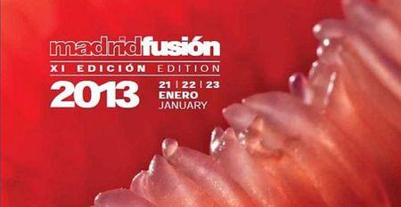 Todo listo para Madrid Fusión 2013