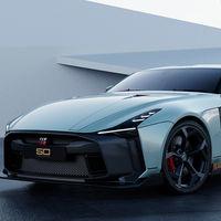 Todavía puedes conseguir un Nissan GT-R50 Italdesign antes de que llegue en 2020, si tienes 1 millón de euros