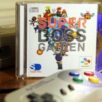 Así de loco es Super Boss Gaiden, el nuevo juego que funciona en la Nintendo PlayStation