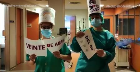 La nueva versión de Celtas Cortos de 20 de abril junto a Rozalen y Eva Amaral, entre otros, para ayudar a Médicos Sin Fronteras