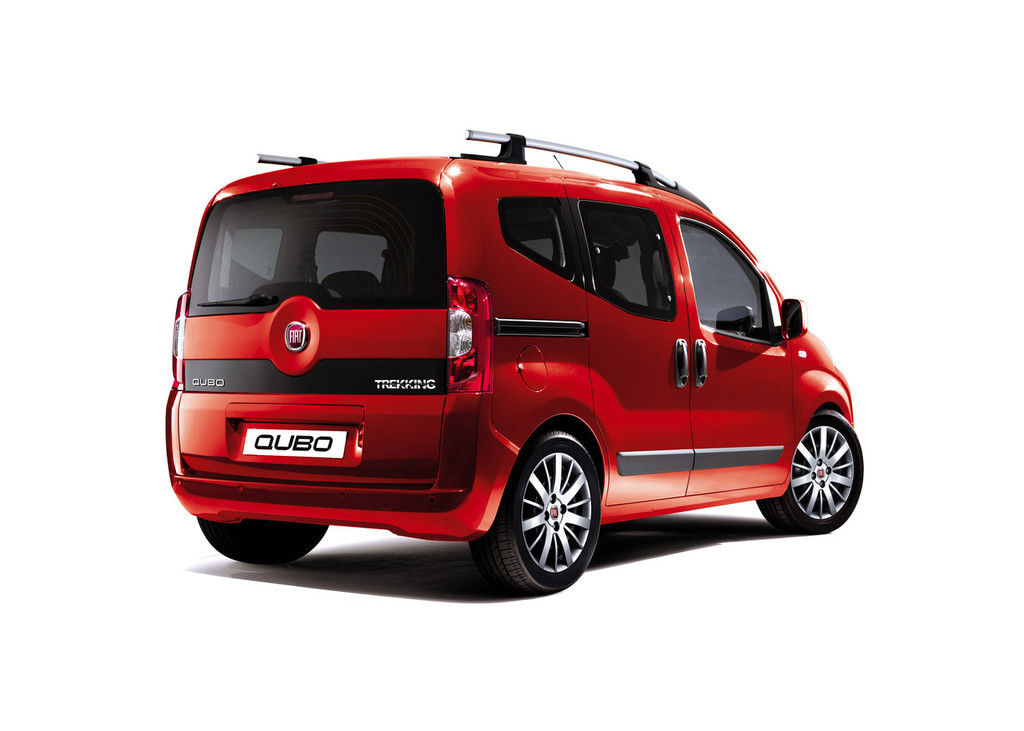 foto de fiat fiorino qubo trekking 2 45. Black Bedroom Furniture Sets. Home Design Ideas