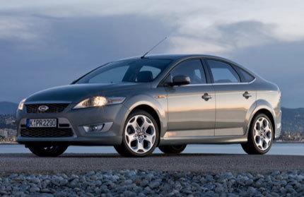 Ford Mondeo Titanium S