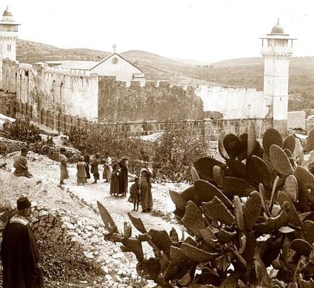 La Mezquita De Hebron Hoy Entre Cisjordania E Israel