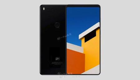Xiaomi Mi 7 Filtracion Pantalla