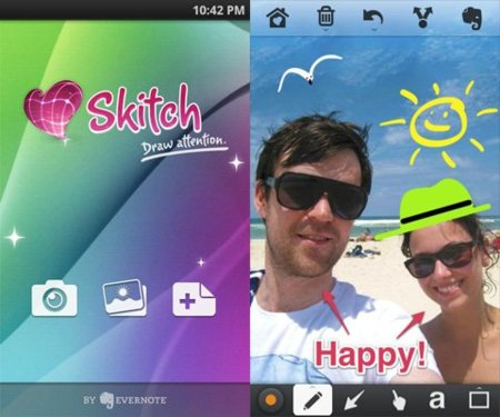 Skitch para Android