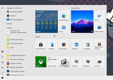 El Tiempo Windows 10
