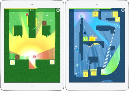 Luminetic Land, los colores y la luz son el toque distintivo en este juego de puzzles