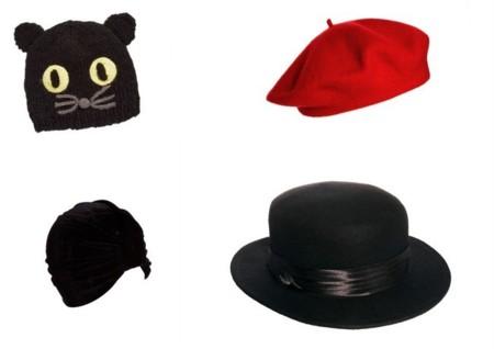 sombreros invierno 2013