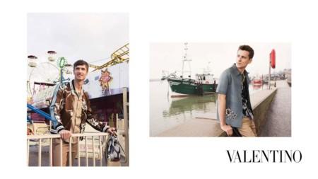 Valentino Spring Summer 2016 Menswear Campaign 005