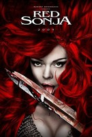 'Red Sonja', posters