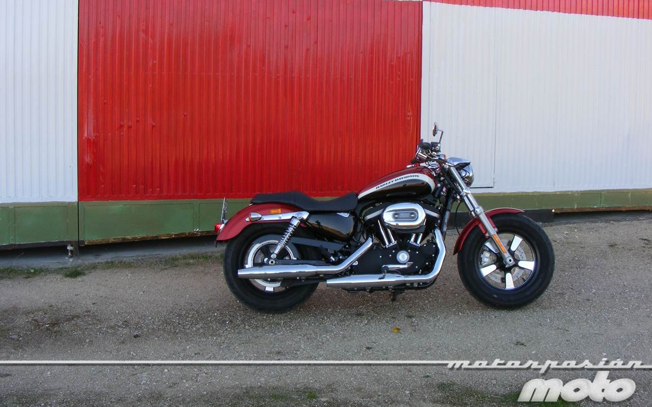 Foto de Harley-Davidson XR 1200CA Custom Limited (31/65)