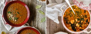 59 recetas de legumbres reconfortantes para combatir el temporal de frío polar y entrar en calor