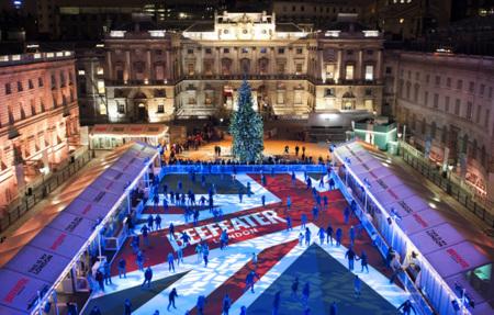 Si tú no puedes ir a Londres estas Navidades, Londres viene a ti con el Beefeater London Market en Madrid