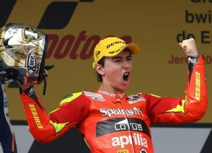 Jorge Lorenzo será campeón en Malasia si...