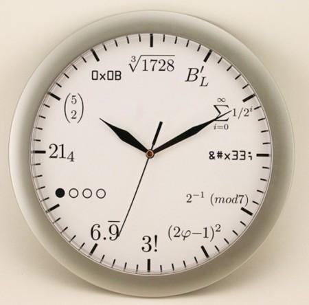 El reloj más geek