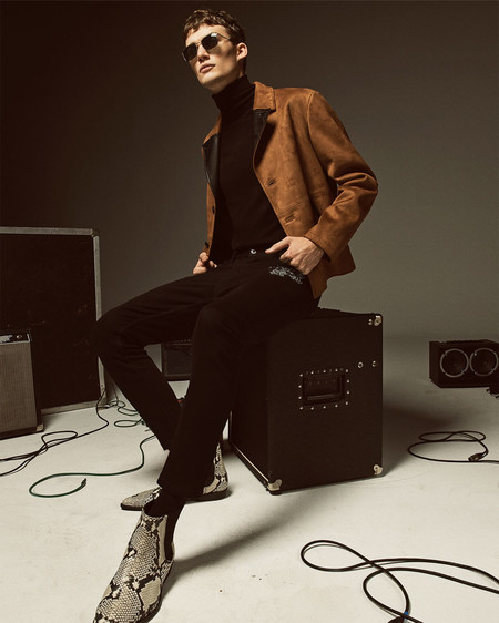 Zara Night Holiday Men Lookbook Collection Campaign Trends 2019 02