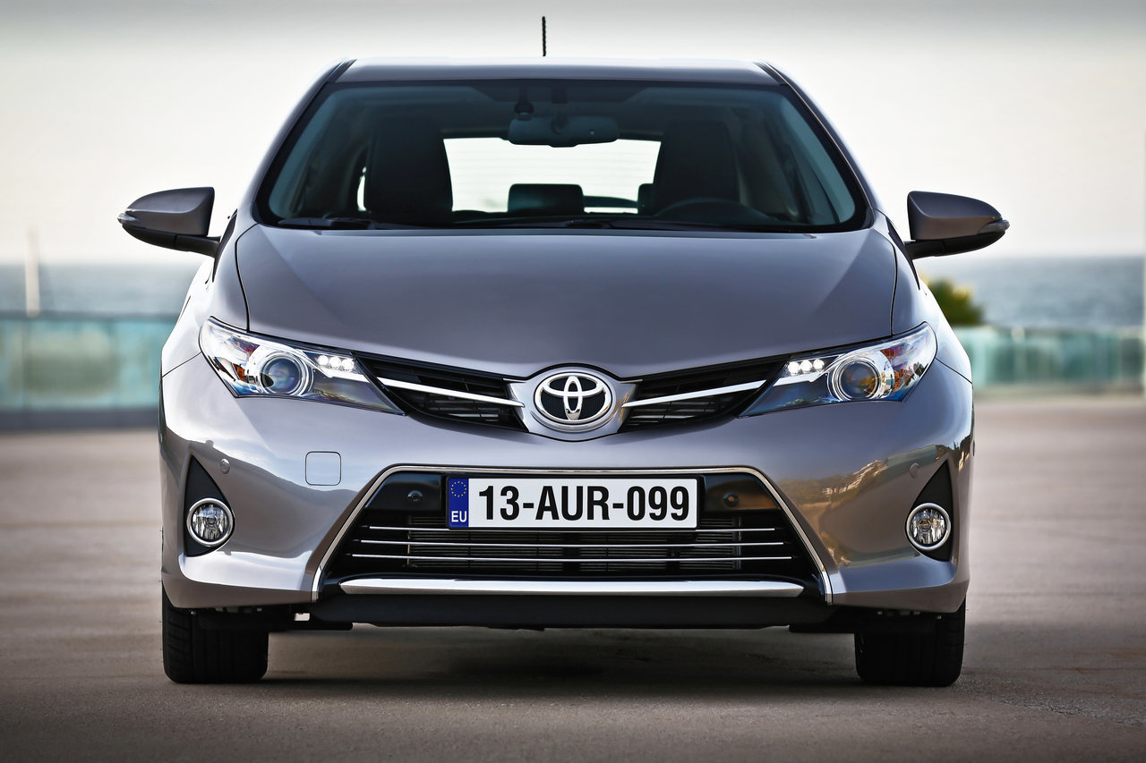 Foto de Toyota Auris (1/41)