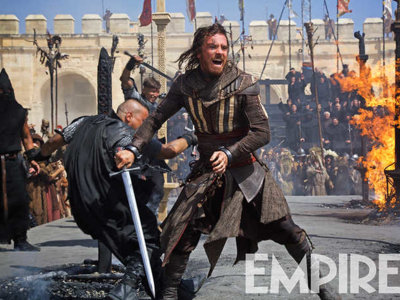 'Assassin's Creed', primeras imágenes oficiales de la película basada en el videojuego
