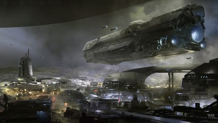 El nuevo 'Halo' se asoma con una pieza de arte conceptual