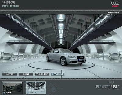 Decepción: el Proyecto Rosen es simplemente el nuevo Audi A4