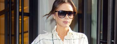 Las dudas sobre si Victoria Beckham pondrá de moda sus botas peeptoes, un complicado calzado que en ella enamora