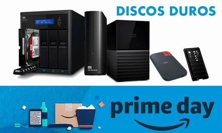 Amazon Prime Day 2020: las mejores ofertas en discos duros Western Digital y SanDisk