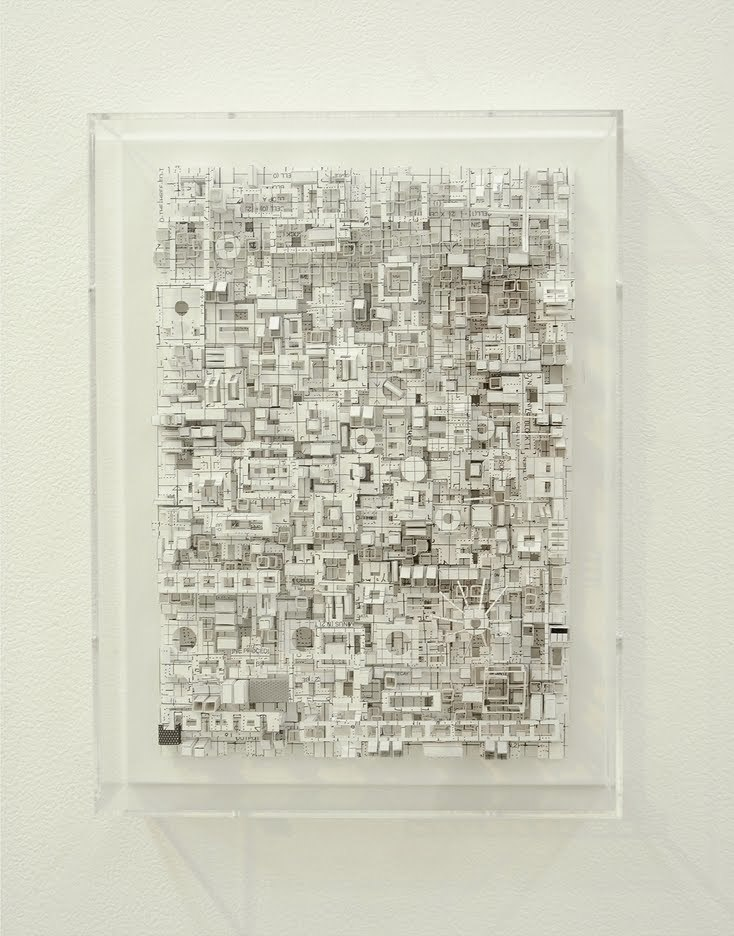 Foto de Ciudades de papel por Katsumi Hayakawa (1/14)