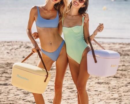 Las bolsas térmicas y neveras portátiles más bonitas e ideales para disfrutar de un picnic en la playa (o la piscina)
