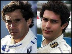 Bruno Senna empieza a ganar