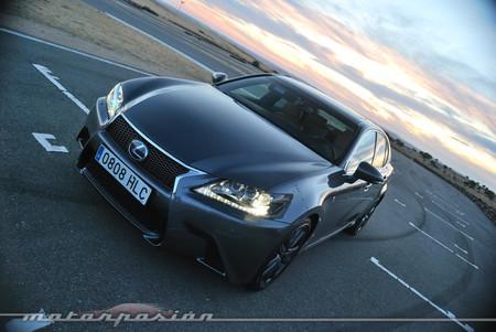 Lexus GS 450h F Sport, prueba (conducción y dinámica)