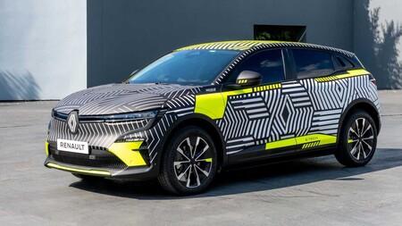 Renault Megane E-Tech, el próximo EV francés se muestra en su forma definitiva