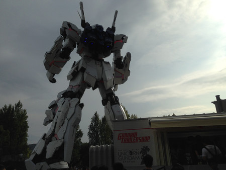 Unicorn Gundam Japon 18