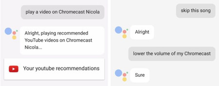 Chromecast Assistant