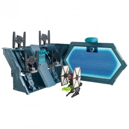 Star Wars Hot Wheels Batalla Tie Fighter