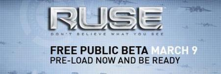 'R.U.S.E.': desvelados sus requisitos para PC y fecha para la beta pública