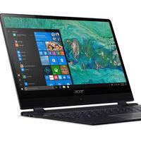 Acer Swift 7 y Swift 5: los portátiles que aseguran ser los más delgados y ligeros del mundo, sin olvidar la potencia