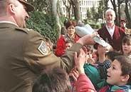 Tecnología tradicional en el ejército español