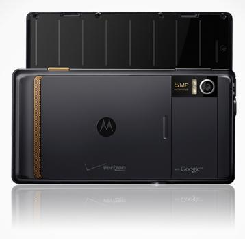 Motorola Droid se hace oficial